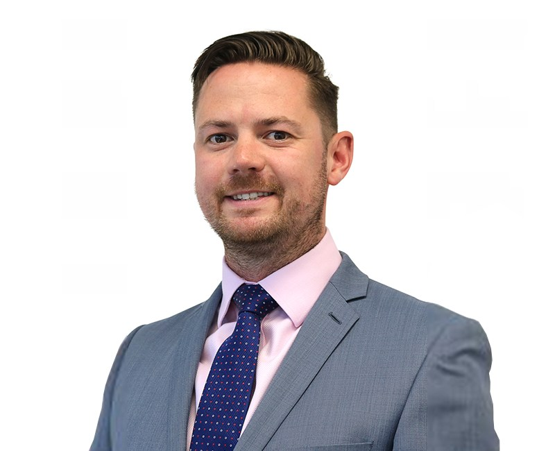 Barney Thompson, business unit director for Trakm8