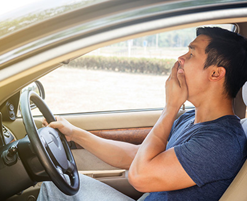 How trakm8 telematics cameras tackle drowsy drivers