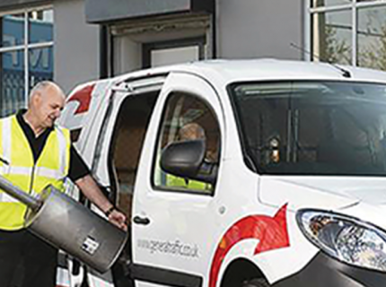 General Traffic benefit from Trakm8 telematic solution