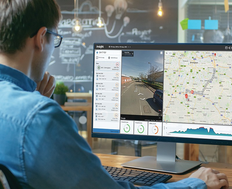 vehicle tracking solution
