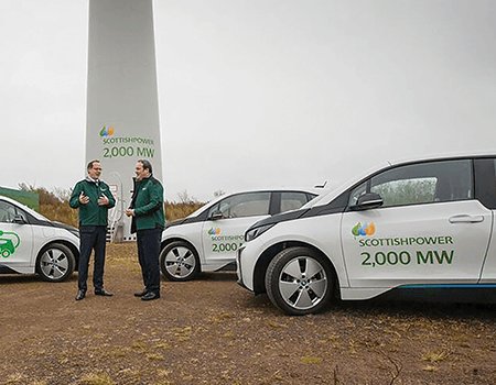 Scottish Power cut fuel costs with trakm8