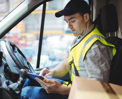 Automate deliveries with ePOD