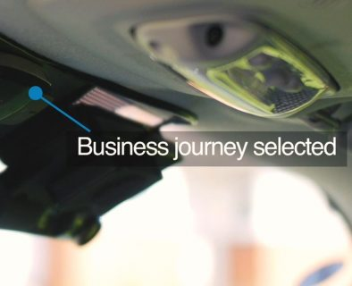 Differentiate between business and private mileage