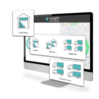 manage single and multiple depots