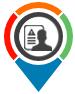 Risk profiling icon