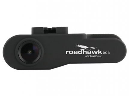 roadhawk dc-3 dash camera