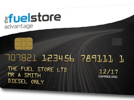 the fuel store card