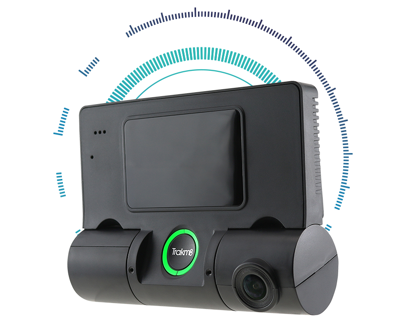 RH600 4G Integrated Telematics Camera